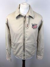 Tommy Hilfiger Harrington Jacket Size Medium Mens Spellout