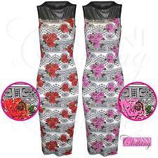 Calf Length Viscose Casual Sleeveless Dresses for Women