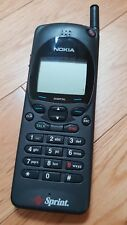 Vintage Nokia 2170 Sprint Phone. -for Parts Only-