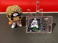 2019 Panini Prizm Josh Allen HYPE #H-JA Buffalo Bills!