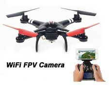 Drone Quadricottero  4 CH 2,4 GHZ giroscopio Q222K FPV WIFI