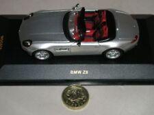 Modellini statici auto sportive in argento scala 1:43