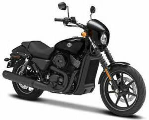 Maisto Modèle Réduit de Moto Miniature Harley Davidson 2015 STREET 750 1/12