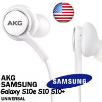 Samsung Galaxy S10 S10+ S10e AKG Earphones Earbuds with Mic Headphones Original