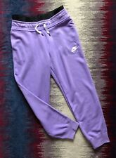 Nike Air Womens Lilac Purple Joggers Size L BNWT