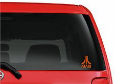 ATARI logo cut vinyl window/bumper sticker