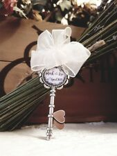 Wedding Favours Party Personalised Key Wedding Decorations Wedding Place Name