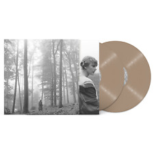 """TAYLOR SWIFT 33 RPM 12"""" 2LP - Folklore """"In The Trees"""" EDITION COLORED VINYL"""