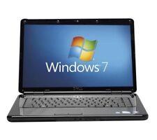 "Dell Inspiron 1545 15.6"" Laptop Intel Celeron 900 4GB Ram 160GB HDD Windows 7"
