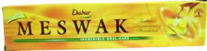 6 Tubes Dabur Meswak Toothpaste 200grams Total 1200grams
