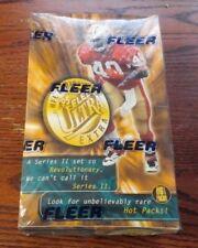 1995 FLEER ULTRA EXTRA SERIES 2 Football Box Unopened RARE Terrell Davis Rookie