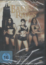Babes Of The Rings DVD NEU Darian Caine Misty Mundae Aj Khan