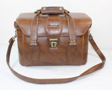 Vintage Homa Leather Camera Bag (Swiss Made Lock)