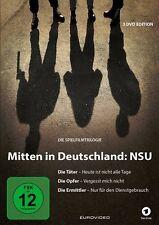 3 DVD * au milieu de l'Allemagne: NSU-jeu filmtrilogie # Nouveau Ovp%