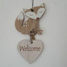 Wooden Welcome Decorative Wall Plaques