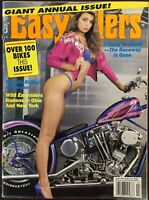 Vintage February 1991 Easyrider's Magazine - Giant Annual Bike Review Issue