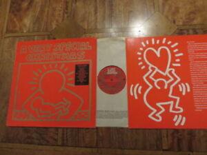 ** A VERY CHRISTMAS SPECIAL ~ COMPILATION LP ALBUM - A&M RECORDS 1987 **