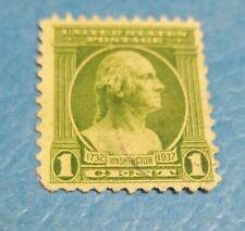 U.S. Postage Stamp 1 cent George Washington Bicentennial