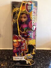 Monster High Poupée Clawdeen Wolf-Gloom Beach Plage nouveau