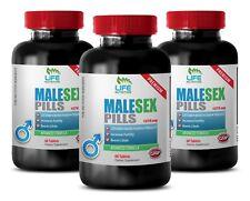 enhancement male - MALE SEX PILLS 1275MG 3B - maca powder organic