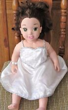 """My First Disney Princess Toddler 15"""" Doll Belle Beauty and the Beast Talking n2"""