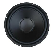 "NEW 10"" Inch Mega Bass Damage Resistant Subwoofer Woofer Speaker 4 & 8 Ohm"