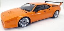 Modellini statici di auto, furgoni e camion arancione in resina per BMW