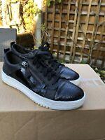 Jana Relax Black Leather Lace Up Shoes Uk 5 EU 38