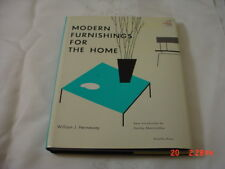 RARE! ORIGINAL WILLIAM HENNESSEY MODERN FURNISHINGS FOR THE HOME VOL.7