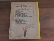 HERGE/ TINTIN/ LE TRESOR DE RACKHAM LE ROUGE/ EO 1945/ A24/ EC