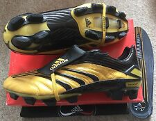 BNIB ADIDAS PREDATOR ABSOLUTE FG FOOTBALL BOOTS UK 10.5