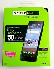 "Tracfone ZTE ZFive 2 4GB LTE 5"" TS 8GB Smartphone (phone only/service not incl.)"