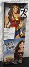 """Mattel DC Justice League 12"""" Action Figure Wonder Woman"""
