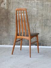1(6) 60er Niels Kofoed Teak Eva Esszimmerstuhl Mid-Century 60s Chair Vintage