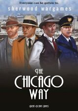 The Chicago Way Gangster Rules By Great Escape Games, 28mm Skirmish Game
