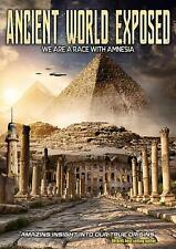 ANCIENT WORLD EXPOSED - DVD Documentario in Inglese NEW .cp