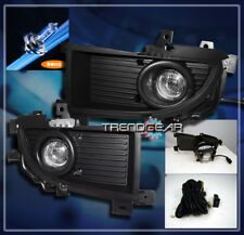 2006 MITSUBISHI LANCER RALLIART 4DR JDM BUMPER FOG LIGHT+SWITCH+HARNESS+BULB KIT