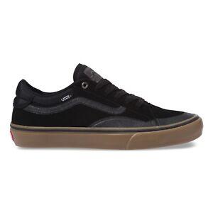 VANS - TNT Advanced Prototype |  Mens Skate Shoes | Black / Gum