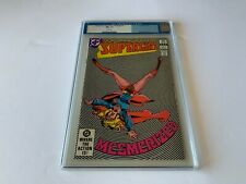 DARING NEW ADVENTURES OF SUPERGIRL 5 CGC 9.6 WHITE OLD STYLE CASE DC COMICS 1983