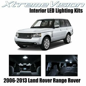 XtremeVision LED for Land Rover Range Rover 2006-2013 (14 Pieces) Pure White Pre