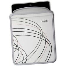 SLIM CASE TASCHE NEOPREN BUGATTI Graffiti Bag für Apple iPad 1 2 3 Air Tablet 10