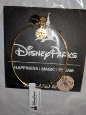 Disney Tinker Bell Bangle by Alex and Ani - Gold