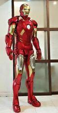 MK7 IRON MAN Life size custom statue Finet SCULPTURE ARTS MARK 7 VII