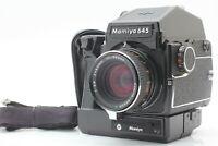【N MINT+++】 Mamiya M645 Medium Format Body w/ Sekor C 80mm F/2.8 Lens from Japan