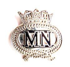 Merchant Navy British Navy Pin Badge - MOD Approved Army Pin Badge