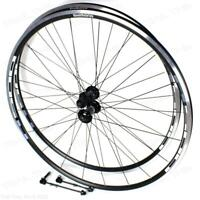 Shimano 700c Alloy Clincher Road Bike Wheelset w/ tape - WH-R501 - EWHR501PEBMY