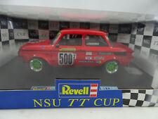 1:18 REVELL #08457 NSU TT Course #500 H.Fleischhauer - Nouvelle Rareté §