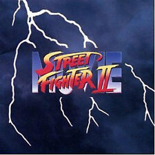 Street fighter Music Soundtrack Japanese Cd Game Street fighter 2 1994