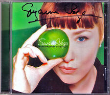 Suzanne Vega SIGNED Nine Objects of Desire Caramel Birthday My Favorite Plum CD