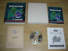 X-COM TERRORE DAL PROFONDO IBM PC CD ROM BIG BOX originale
